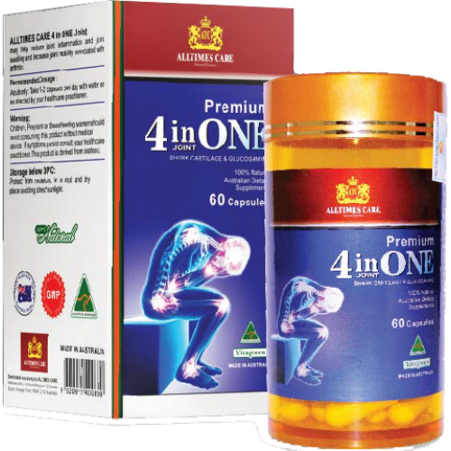 Thuốc bổ xương khớp Premium 4 in One Joint