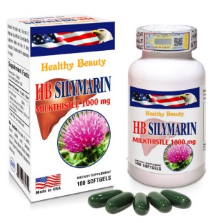 HB SILYMARIN MILKTHISTLE 1000mg
