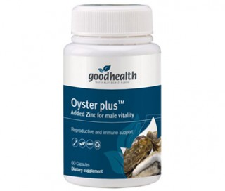 Oyster Plus Good health