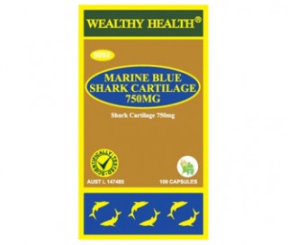 Sụn cá mập Marine Blue Shark Cartilage 750mg