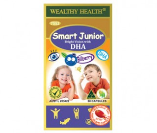 Thuốc Bổ Mắt Cho Trẻ Em Smart Junior Bright Vision with DHA